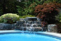 Designed by David / Garden landscapes designed by David Specic, Great Ponds & Gardens. Serving Oakville, Halton and Greater Toronto area for more than 18 years.