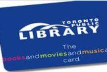 Library Cards / Having Fun isn't Hard......