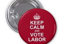 Trade Union Buttons