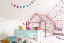 Cool kids' rooms