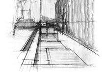 ARCHITECTURE Graphite / Graphic rendering techniques