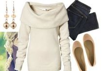 Style ideas for women 65 to 100!! / by Donna Fox