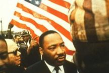 Martin Luther king Jr. / by Donna Fox