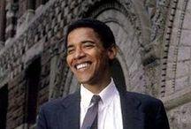 Barak Obama / by Donna Fox