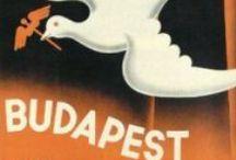 Hungarian Poster design