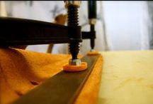 Dans les coulisses de l'atelier... / Confection prototype Février 2014