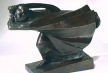 Sculpture -- Board 1