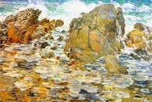 Continental and American Impressionists