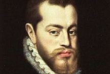 The Spanish Connection / The Spanish royal connections to the French and English Crown in the 16th century in the lead up to James I of England