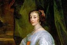English Court portraits
