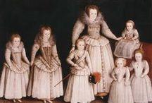 Elizabethan Families / Elizabethan families that thrived, survived or died during Elizabeths I's reign