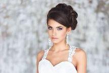 Ślub - Fryzury