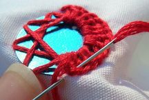 Embroidery/stitch