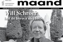 2015 - Archief De Hoogstraatse Maand / De Hoogstraatse Maand, Hoogstraten, Meer, Meerle, Meersel-Dreef, Minderhout, Wortel, 2015, http://www.demaand.be