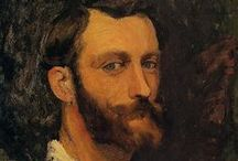 Frederic Bazille - Impressionist / Jean Frédéric Bazille was born in Montpellier in 1841 into a wealthy family. After failing medical studies, he began painting full-time joining the Impressionists. He was generous with his wealth and helped support his less fortunate associates  He was just 23 years old when he painted several of his best-known works. He joined the army at the outbreak of the Franco-Prussian War in 1870 and was killed leading an assault on a German position at age 28.