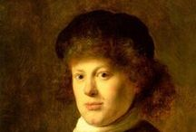 Jan Lievens - Dutch Painter / Jan Lievens was born in 1607. He began a career as an independent artist in Leiden at age 12 . He shared a studio with Rembrandt from 1626 to 1631 but they split when he moved to England. He married Suzanna Colyn de Nole in 1638. He won many commissions from royalty, mayors and city halls, was a court painter in The Hague and Berlin then returned to Amsterdam in 1655. His first wife died and he married again in 1648. He experienced financial difficulties by the time of his death in 1674.