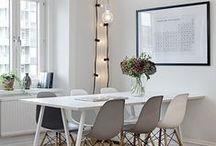 Interiors / Inspiracje, pomysły do domu
