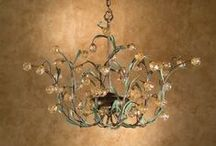 Floreale Collection / Luxury Classic Hand Crafted Chandeliers, Ceiling Lamps, Table Lamps, Floor Lamps and Appliques.