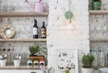 Kitchen Inspiration / Fun kitchen ideas!