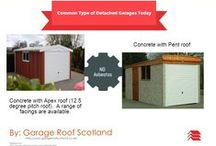 Garages - Useful Information / Information about garages, how to maintain garages, the history of garages etc.