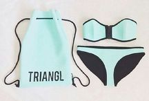 •Bathing suits•