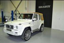 Brabus G 500 Cabrio WideStar / Mercedes-Benz G 500 Cabrio z pakietem modyfikacji Brabus Widestar.  Idealna propozycja na gorące lato?  Brabus JR Tuning http://www.brabus-jrtuning.pl/