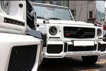Brabus 700 G 63 AMG / Siła tkwi w mocy silnika i.. szczegółach!  Prezentowanym Mercedesom Klasy G nie brakuje ani mocy ani smaczków stylistycznych.. 700 KM zadowoli nawet najbardziej wybrednych miłośników prędkości, a detale.. zobaczcie sami :)  Brabus JR Tuning http://www.brabus-jrtuning.pl/