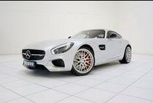 Brabus Mercedes-AMG GT / Gorąca nowość!  Pakiet modyfikacji BRABUS dla Mercedes-AMG GT nadchodzi wielkimi krokami! Aby umilić oczekiwanie prezentujemy pierwsze zdjęcia AMG GT z kutymi felgami Brabus - które zapowiadają większą całość. Szczegółowe informacje już wkrótce!  Brabus JR Tuning http://www.brabus-jrtuning.pl/