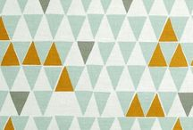 Retro Inspiration / We have a big thing for Retro 1950's Prints and colour palettes