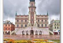 Polska, miejsca znane i mniej znane :)