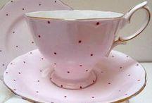 Filiżanki / piękna porcelana