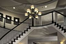 Staircases, Entry Halls, Lighting