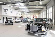 Brabus Classic Workshop / BRABUS to nie tylko najnowsze modele Mercedes-Benz o montrualnej mocy.  Brabus dba również o klasyczne auta z gwiazdą na masce! Dział Brabus Classic to renowacja zabytkowych aut a także ich unowocześnianie. Wszystko to, zachowując jakość nawet lepszą niż w oryginale.   Piękno prawdziwej motoryzacji :) Brabus JR Tuning