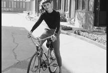 Bike Fashion Inspiration / 1940's, 1950's Bike Fashion Inspiration