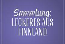 Leckeres aus Finnland / Liebe geht halt doch durch drn Magen...