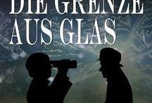 Die Grenze aus Glas - Am Anfang war das Schweigen / Cover, Promo-Banner