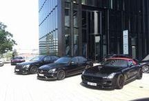 Cars & Coffee Düsseldorf / Garść zdjęć prosto z Cars & Coffee Düsseldorf, gdzie Brabus zaprezentował mały pokaz swoich możliwości :)  Uczestnicy spotkania mieli okazję podziwiać Brabusa 650 na bazie AMG C 63 S, Brabusa 850 na bazie AMG S 63 oraz prawdziwą legendę - Mercedesa SLS AMG!  Co wybieracie?  Brabus JR Tuning http://www.brabus-jrtuning.pl
