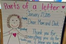 Elementary Writing / Writing activities, books, lessons, centers and teaching ideas for the elementary classroom.