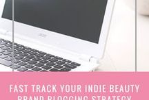 Blogging Tips / A blog is the secret weapon of the indie beauty brand. Every brand should be blogging on a regular basis. In this board I am collecting all the tips and guidance you will need to write an awesome blog. Enjoy!