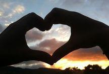 Inspiration // Love / Pensée et réflexions pour infuser notre quotidien d'amour! Love quotes. #PopYogaLove