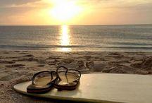 Beach dreams ~ Rantaunelmia