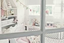 Girls room ~ Tyttöjen huone