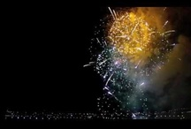 Reverse pyrotechnics / all about life and its effervescent nature....
