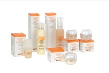 Spring Facial Products and Treatments / Florentia Cosmetics seasonal selection of skincare  products and treatments