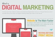 Digital Marketing / Keep abreast on all the new trends and marketing initiatives in the digital world.
