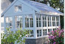 Greenhouse ~ Kasvihuone