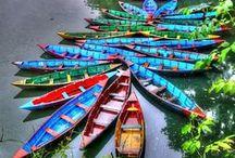 Sail & boats