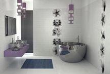 banheiros / algumas idéias para abrir a mente: banheiros infantis