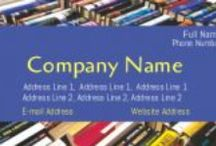 Book shop visiting cards  / Printasia.in provides high quality service at affordable and attractive prices for the Book shop people. Get it done, simply amazing