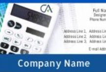 chartered accountant visiting card / successfully the chartered accountants on their own time and comfort visit printasia.in regularly to get their business cards.